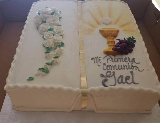 Holy Grail Cake