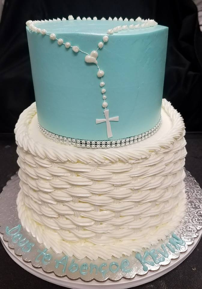 Rosary Beads Cake