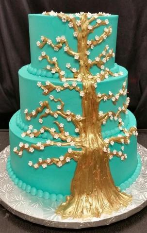 Blossom Tree Cake