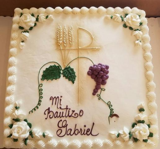 Grapevine Cake