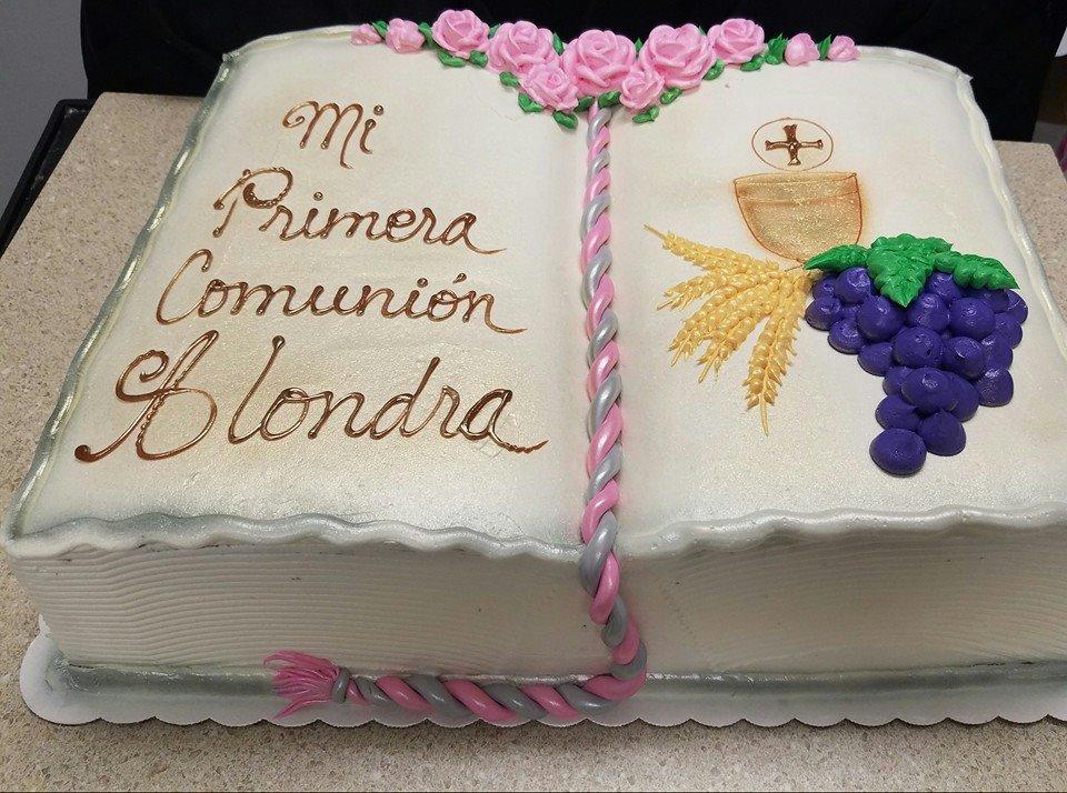 Primera Cake